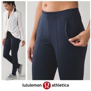 Lululemon Navy Go Everywhere Trouser Pant